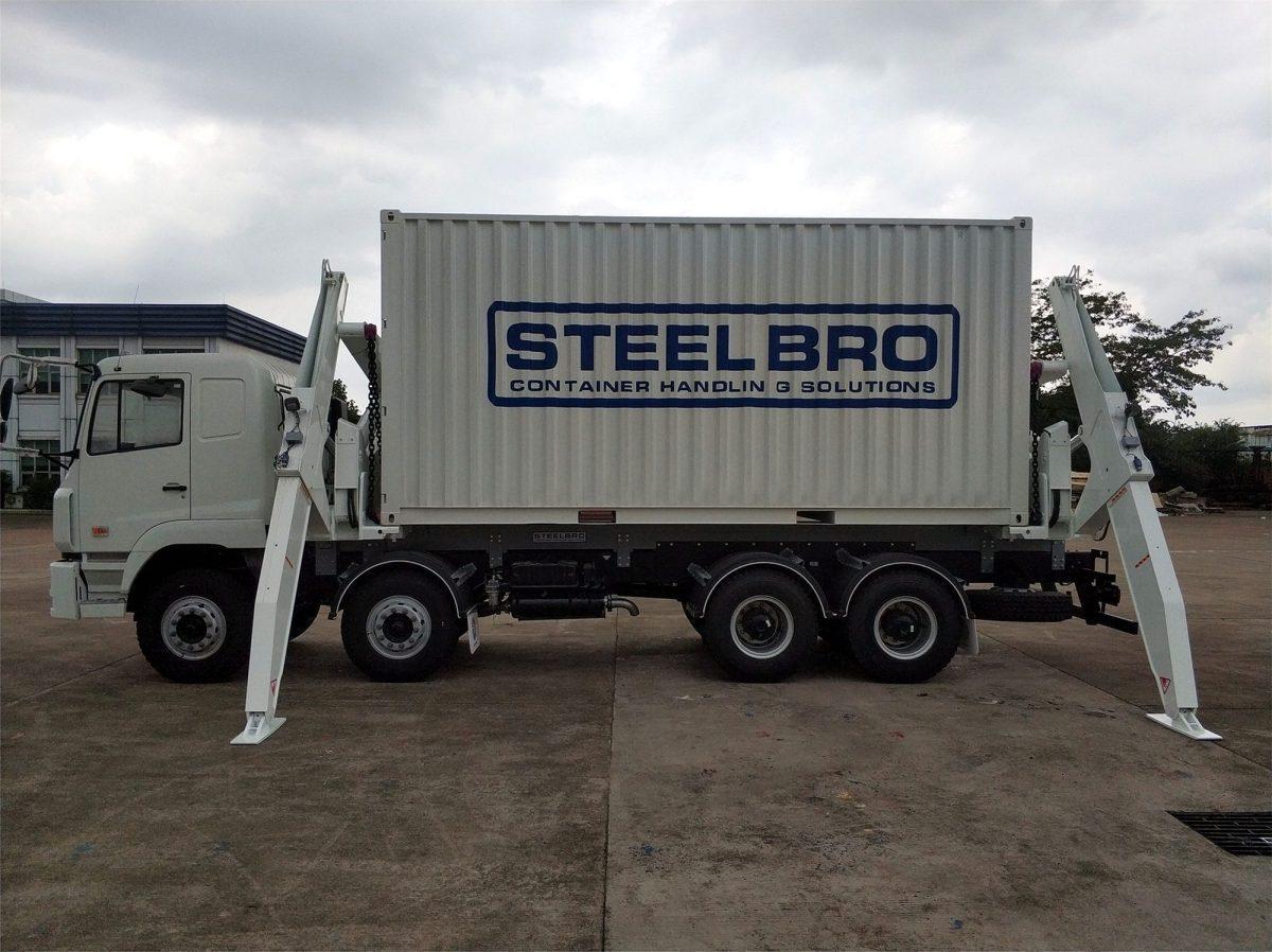 Truckmount | Steelbro